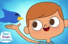 I See Something Blue | Colors Song for Children